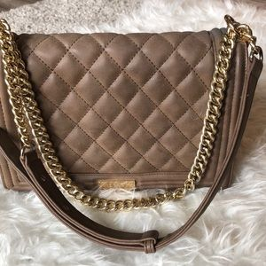 BCBG Quilted Purse